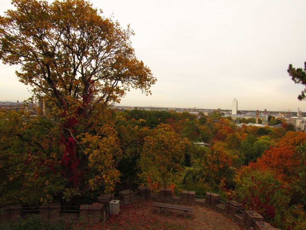Lauterberg im Herbst